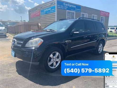 2007 MERCEDES-BENZ GL-CLASS GL450 4Matic $550 Down / $275 A Month for sale in Fredericksburg, VA