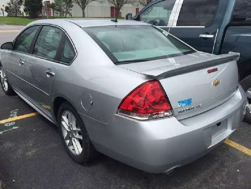 2014 Chevy Impala LTZ ONLY 43,000 MILES LOADED!!! for sale in Rochester , NY