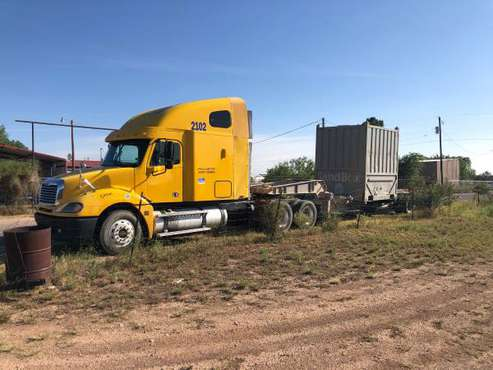 2006 Freightliner Columbia for sale in Odessa, TX
