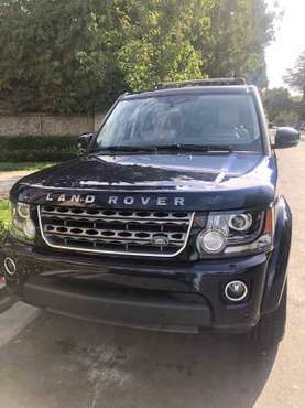 2015 Land Rover LR4 HSE for sale in Woodside, CA