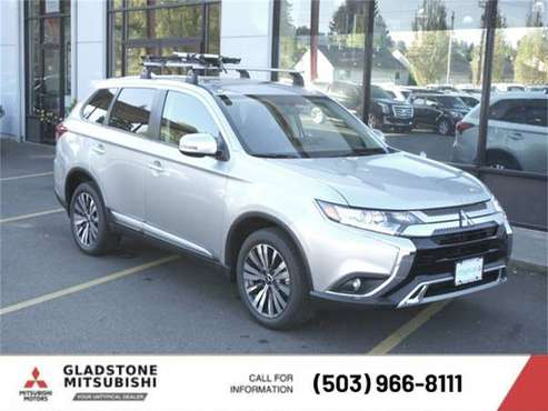 2019 Mitsubishi Outlander 4x4 4WD SE SUV for sale in Milwaukie, WA