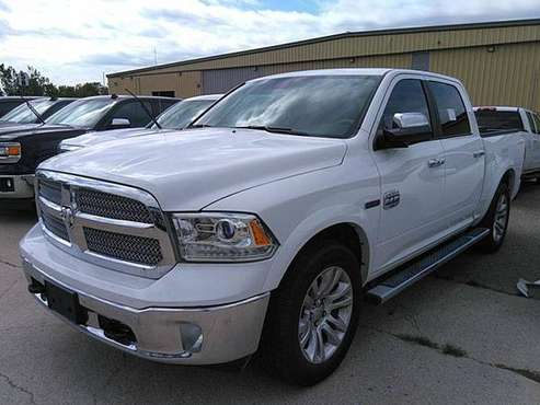 2016 *Ram* *1500* *Laramie Longhorn* Bright White Cl for sale in south amboy, NJ