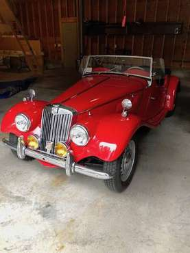 1954 MG TF for sale in Holyoke, MA