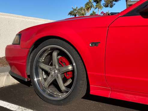 2002 Ford Mustang low mileage *pending title transfer (mid-week) -... for sale in Phoenix, AZ