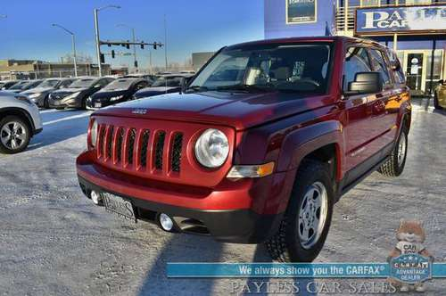 2014 Jeep Patriot Sport / Automatic / Auto Start - cars & trucks -... for sale in Anchorage, AK