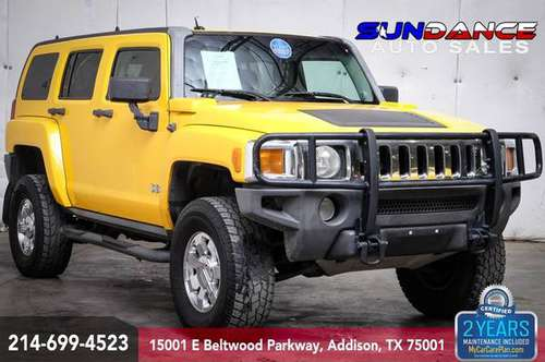 2006 HUMMER H3 Base -Guaranteed Approval! for sale in Addison, TX