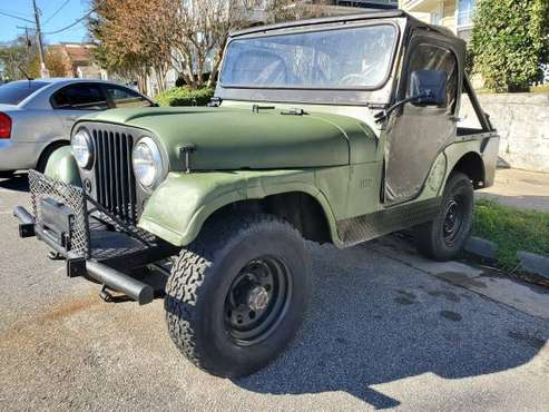 1960 Jeep Cj-5 Willys - cars & trucks - by owner - vehicle... for sale in Virginia Beach, VA