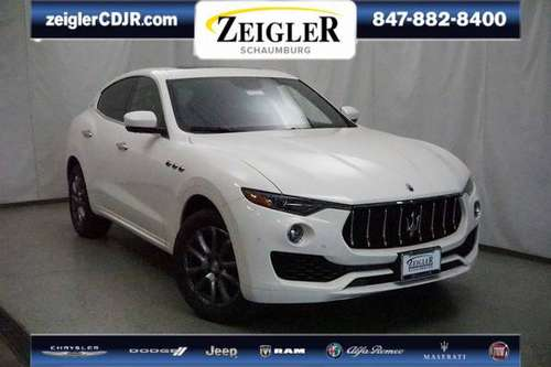 2019 Maserati Levante Base for sale in Schaumburg, IL