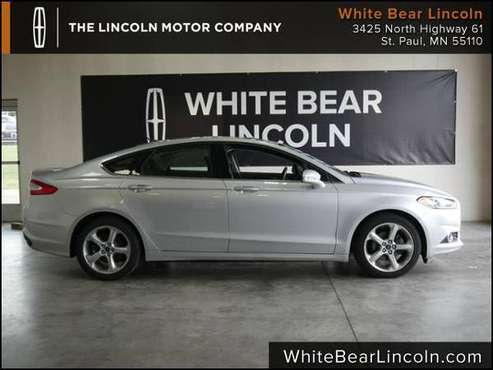 2016 Ford Fusion SE *NO CREDIT, BAD CREDIT, NO PROBLEM! $749 DOWN for sale in White Bear Lake, MN