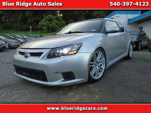 2013 Scion tC Sports Coupe 6-Spd AT - ALL CREDIT WELCOME! for sale in Roanoke, VA