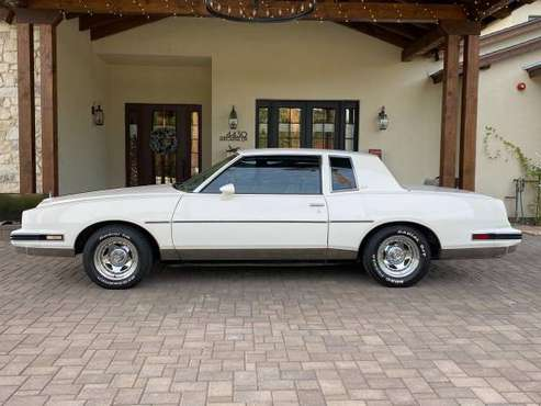 1984 Pontiac Grand Prix Brougham V8 clean runs smooth - cars &... for sale in Phoenix, AZ