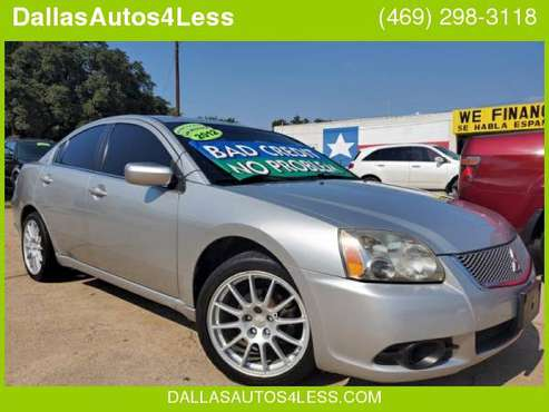 2012 Mitsubishi GALANT SE * In House Financing / Buy Here Pay Here for sale in Garland, TX