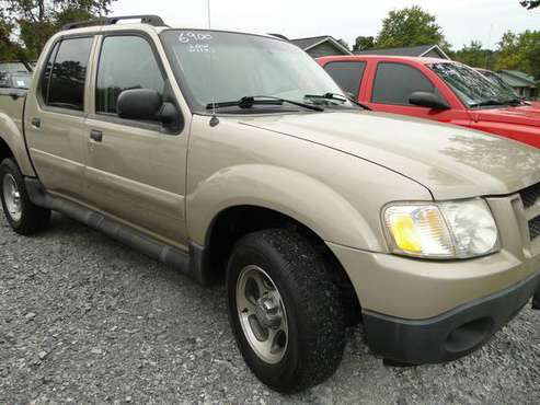 05 Ford Explorer Sport Trac Truck Low miles! - cars & trucks - by... for sale in Maryville, TN