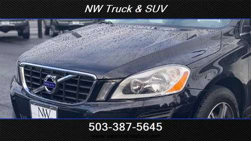 2012 VOLVO XC60 T6 ALL WHEEL DRIVE (NW truck & suv) for sale in Milwaukee, OR