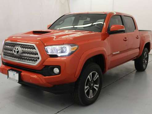 2016 Toyota Tacoma TRD SPORT 4X4 5TFCZ5AN4GX019422 for sale in Bellingham, WA