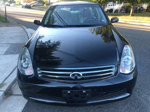 2005 Infinitti G35X 4/4 auto all power super clean 92k 1owner for sale in Falls Church, VA
