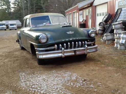 1952 desoto for sale in Schuyler Falls, NY