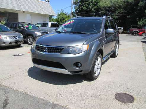 2009 Mitsubishi Outlander XLS AWD ** 102,490 Miles for sale in Peabody, MA