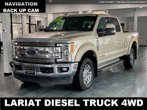2017 Ford F-350 Super Duty Lariat DIESEL TRUCK 4WD FORD F350 4X4... for sale in Gladstone, OR