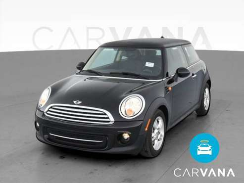 2013 MINI Hardtop Cooper Hatchback 2D hatchback Black - FINANCE... for sale in Boulder, CO