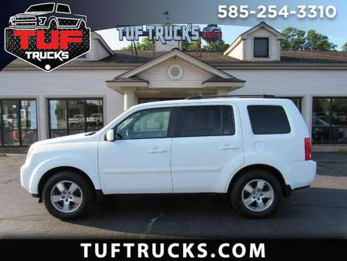 2011 Honda Pilot EX-L 4WD 5-Spd AT for sale in Rush, NY