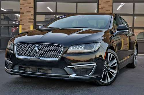 2017 *Lincoln* *MKZ* *Reserve AWD* Diamond Black Met - cars & trucks... for sale in Oak Forest, IL