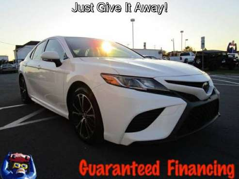 2018 Toyota Camry SE Call for sale in Jacksonville, NC