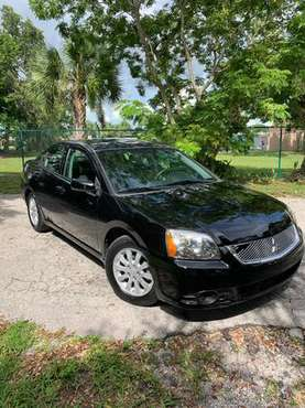 2012 Mitsubishi Galant Fe 4cyl 123k original miles for sale in Fort Myers, FL