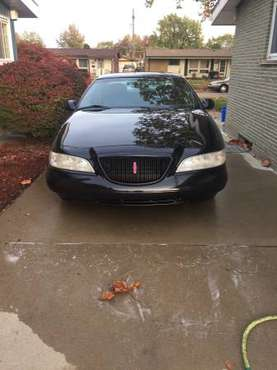 1998 Lincoln Mark VIII LSC - cars & trucks - by owner - vehicle... for sale in Westland, MI