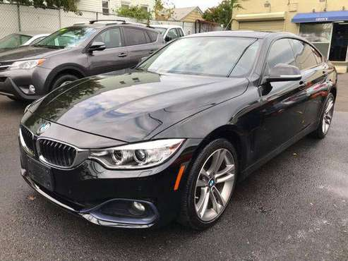 2016 BMW 4 Series GRAN COUPE 4dr Sdn 428i xDrive AWD Gran Coupe SULEV for sale in Jamaica, NY