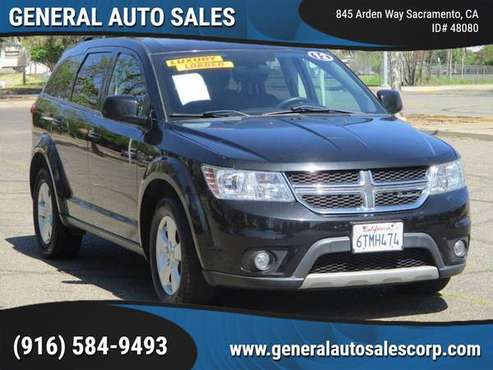 2012 Dodge Journey SXT ** Clean Title ** Low Miles ** 3rd Seat **Wrnty for sale in Sacramento , CA