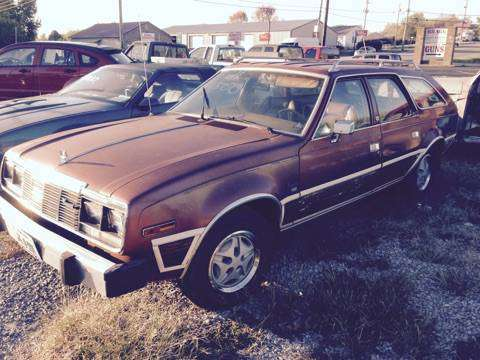 1982 amc wagon for sale in Harrodsburg, KY