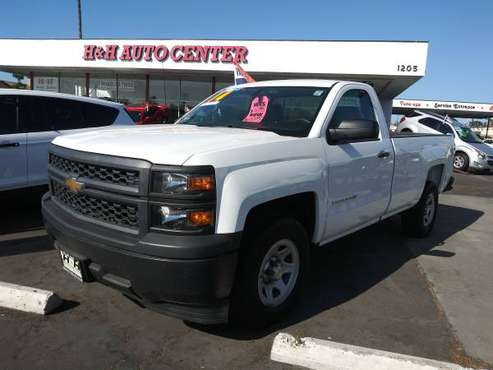 2014 CHEVY SILVERADO LONG BED for sale in Oxnard, CA