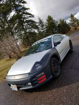 2000 Mitsubishi Eclipse GS for sale in Forest Lake, MN