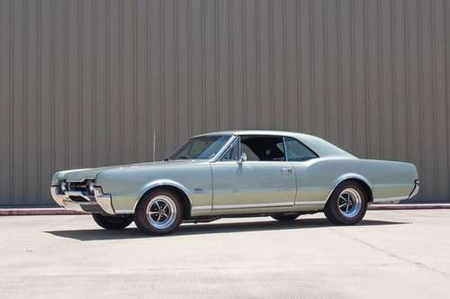 1967 OLDSMOBILE CUTLASS SUPREME 442 for sale in Tomball, MA