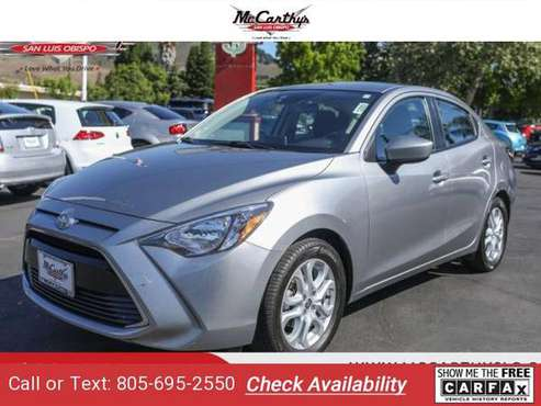 2016 Scion iA sedan for sale in San Luis Obispo, CA