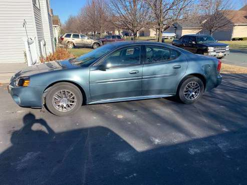 2006 Pontiac Grand Prix - cars & trucks - by owner - vehicle... for sale in Farmington, MN