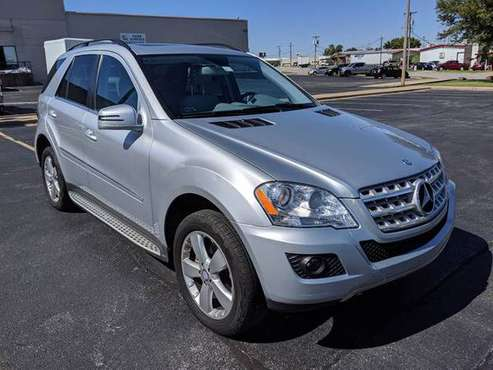 2011 Mercedes-Benz ML350 AWD 4MATIC, Only 66k Miles, Leather & Loaded! for sale in Tulsa, OK