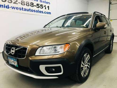 2013 VOLVO XC70 AWD One Owner! EXCELLENT CONDITION. See. Drive. Love. for sale in Eden Prairie, MN