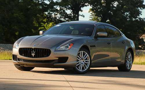 2015 *Maserati* *Quattroporte* *4dr Sedan S Q4* Grig for sale in Oak Forest, IL