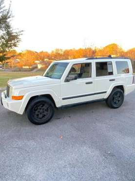 2006 jeep commander - cars & trucks - by owner - vehicle automotive... for sale in Morristown, TN