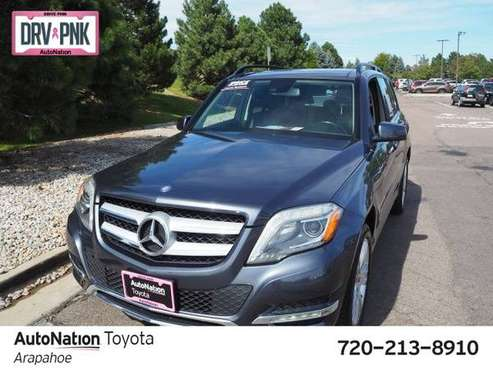 2015 Mercedes-Benz GLK-Class GLK 350 AWD All Wheel Drive SKU:FG434817 for sale in Englewood, CO