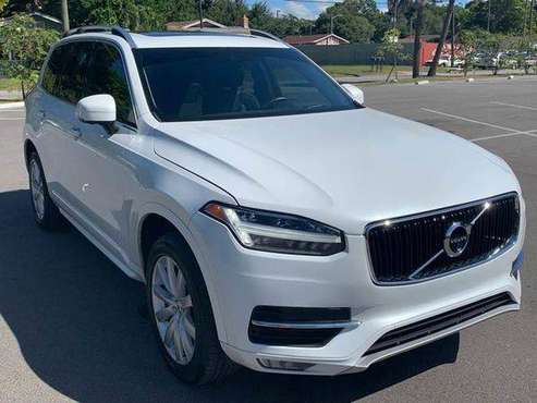 2017 Volvo XC90 T6 Momentum AWD 4dr SUV for sale in TAMPA, FL