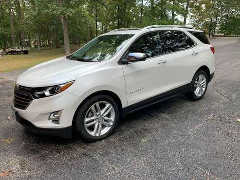 2018 Chevy Equinox Premier AWD for sale in Holts Summit, MO