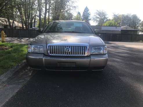 Mercury Grand marquis 2006 for sale in Beaverton, OR