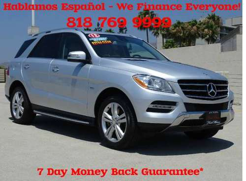 2012 Mercedes-Benz ML350 4matic Navigation, Back Up Camera, Heated... for sale in North Hollywood, CA