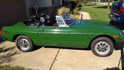 1975 MG MGB for sale in Loves Park, IL
