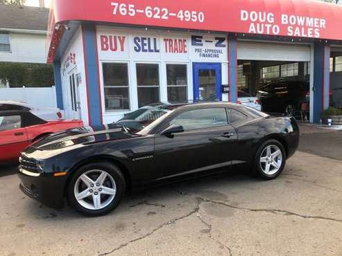 2012 CHEV CAMARO-LOW MILES AC LOADED BELOW BOOK-LIKE NEW TIRES for sale in Anderson, IN