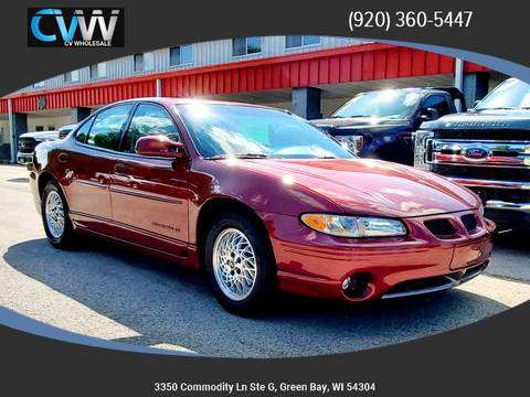 2000 Pontiac Grand Prix GT 1 Owner 44k Original Miles! SPOTLESS!! -... for sale in Green Bay, WI