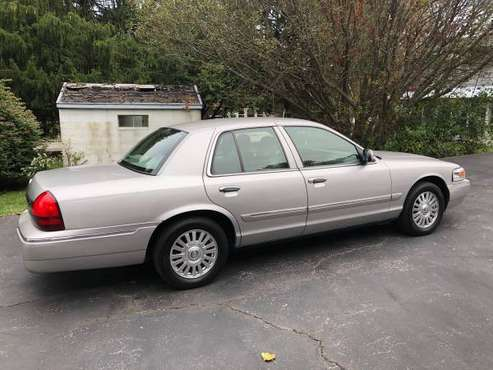 2006 mercury grand marquis ls for sale in Hanover, PA